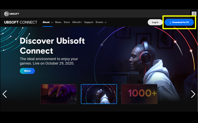 Download Ubisoft Connect