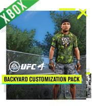 EA SPORTS UFC 4 Backyard Customization Pack