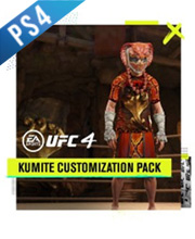 EA SPORTS UFC 4 Kumite Customization Pack