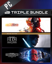 Star Wars Triple Bundle