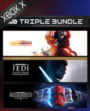 EA STAR WARS TRIPLE BUNDLE