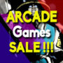 Best Sales for the top Arcade games (PC, PS4, Xbox One)