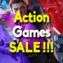 Best Sales for the top action games (PC, PS4, Xbox One)
