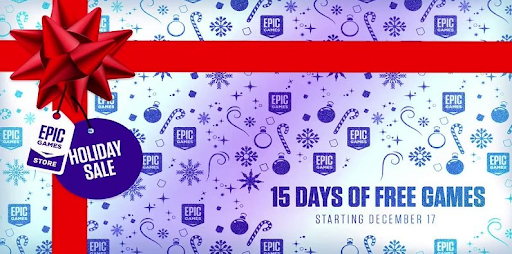 Epic Games Store 15 Days of Free Games