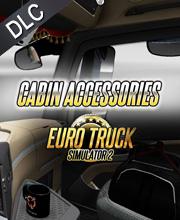 Euro Truck Simulator 2: Cabin Accessories