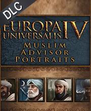 Europa Universalis 4 Muslim Advisor Portraits