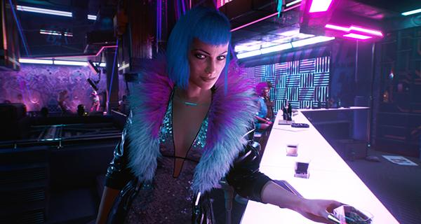 Cyberpunk 2077 Evelyn Parker