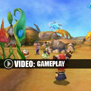 Ever Oasis 3DS Gameplay Video