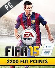 FIFA 15 2200 Fut Points
