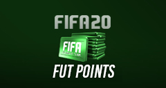 FIFA20 FUT Points Key Compare Prices