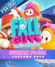 Fall Guys Sugar Plum Pack