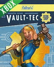 Fallout 4 Vault-Tec Workshop