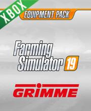 Farming Simulator 19 GRIMME Equipment Pack