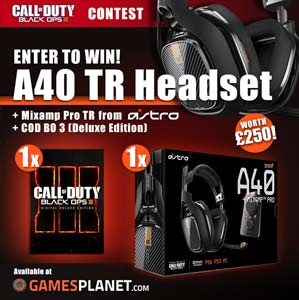 Call of Duty Black Ops 3 Giveaway