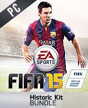 Fifa 15 Historic Club Kits