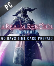 FF14 Gamecard 60 days