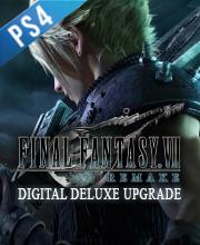 Final Fantasy 7 Remake Digital Deluxe Upgrade