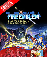 Fire Emblem Shadow Dragon & the Blade of Light