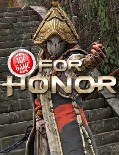 For Honor Nobushi Samurai Is Tough To Beat In Beta Gameplay