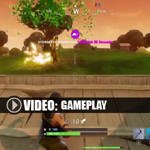 Fortnite PS4 Gameplay Video