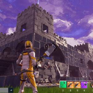 Build radar towers