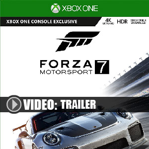 Forza Motorsport 7 Xbox One Code Price Comparison