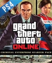 GTA 5 Criminal Enterprise Starter Pack