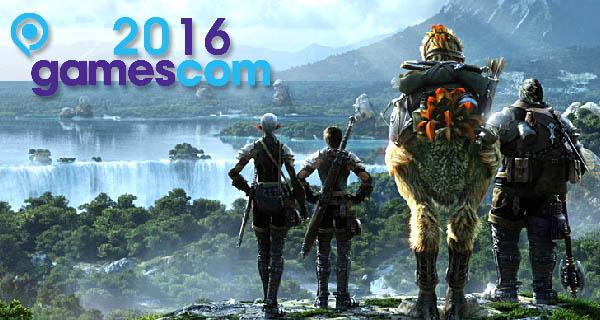 Gamescom 2016 cover
