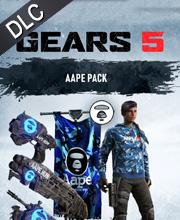 Gears 5 AAPE Pack