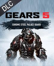 Gears 5 Chrome Steel Palace Guard