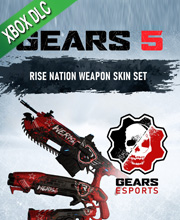 Gears 5 Esports Rise Nation Loadout Set
