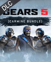 Gears 5 Gears 5 Carmine Bundle