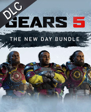 Gears 5 The New Day Bundle