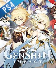 Genshin Impact Ps4 Digital Box Price Comparison