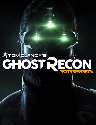 Ghost Recon Wildlands Featuring Sam Fisher Ubisoft Teases!