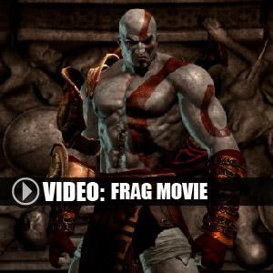 God of War 3 Remastered PS4 Frag Movie