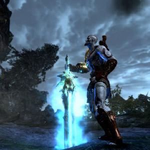 God of War 3 Remastered PS4 Attack
