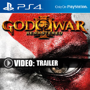God of War 3 Remastered Ps4 Prices Digital or Box Edition