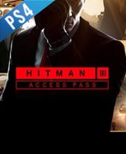 HITMAN 3 Access Pass HITMAN 1