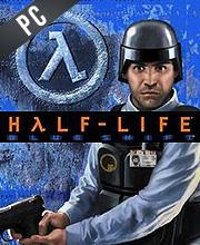 Half Life Blue Shift