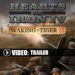 Hearts of Iron 4 Waking the Tiger Digital Download Price Comparison