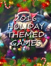 2016 Christmas Themed Video Games For The Holidays!