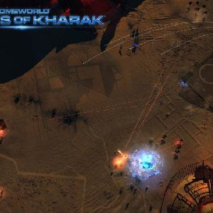 Homeworld Deserts of Kharak - Coalition Carrier