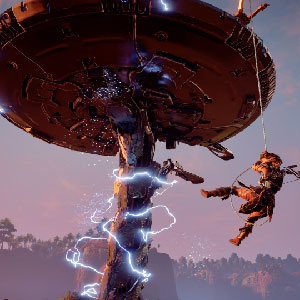 Horizon Zero Dawn PS4 Machine