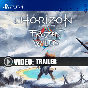 Horizon Zero Dawn The Frozen Wilds PS4 Prices Digital or Box Edition