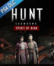 Hunt Showdown Spirit of Nian