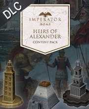 Imperator Rome Heirs of Alexander Content Pack