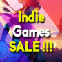 Best Sales for the top indie games (PC, PS4, Xbox One)