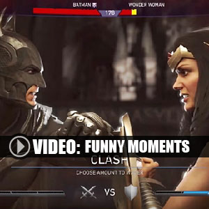 Injustice 2 Funny Moments