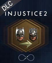 Injustice 2 Infinite Transforms